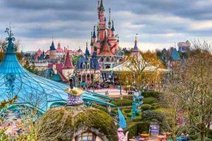 Παρίσι, Disneyland 28Η Οκτωβρίου