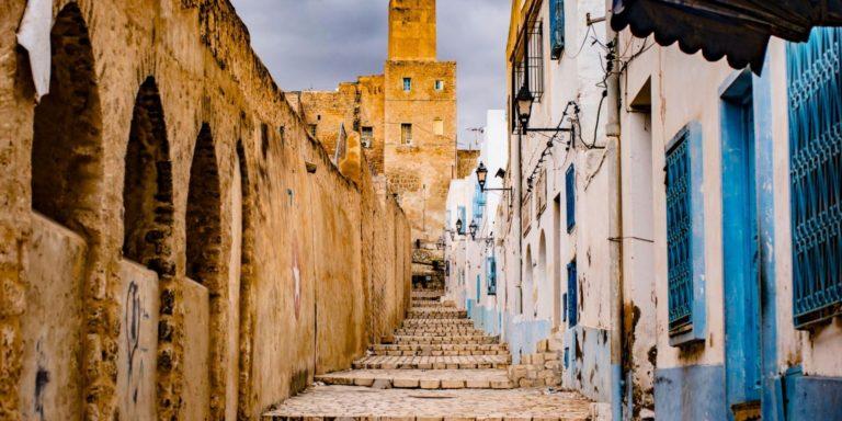 Πανόραμα Βόρειας Τυνησίας