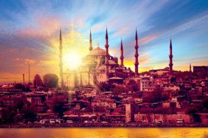 4ήμερη εκδρομή στην Κωνσταντινούπολη