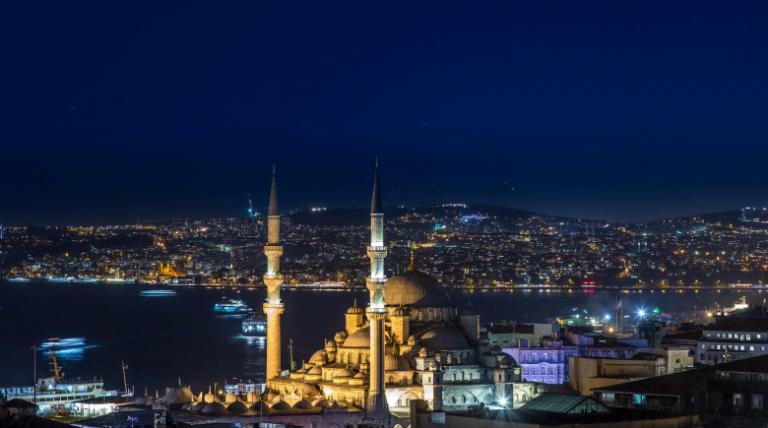 Καππαδοκία- Κωνσταντινούπολη 7ήμερη αεροπορική