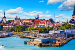 Βαλτικές Χώρες Λιθουανία – Λετονία – Εσθονία, Από Αθήνα
