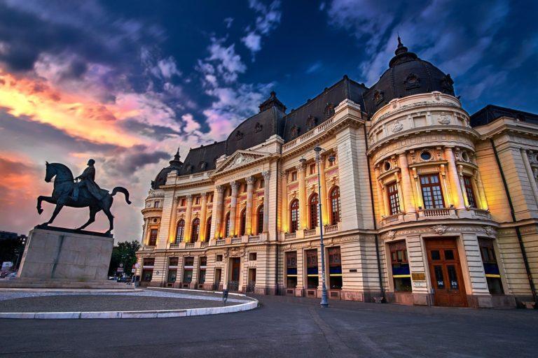 Βουκουρέστι Μπρασόβ – Σινάια