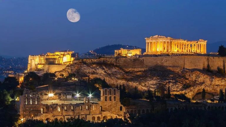 Αθήνα – Σούνιο – Ναύπλιο