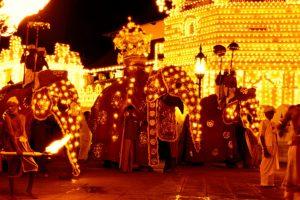 Πανόραμα Σρι Λάνκα – Βουδιστική γιορτή Περαχέρα – Κάντυ