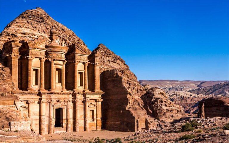 Πανόραμα Ιορδανίας Από Αθήνα