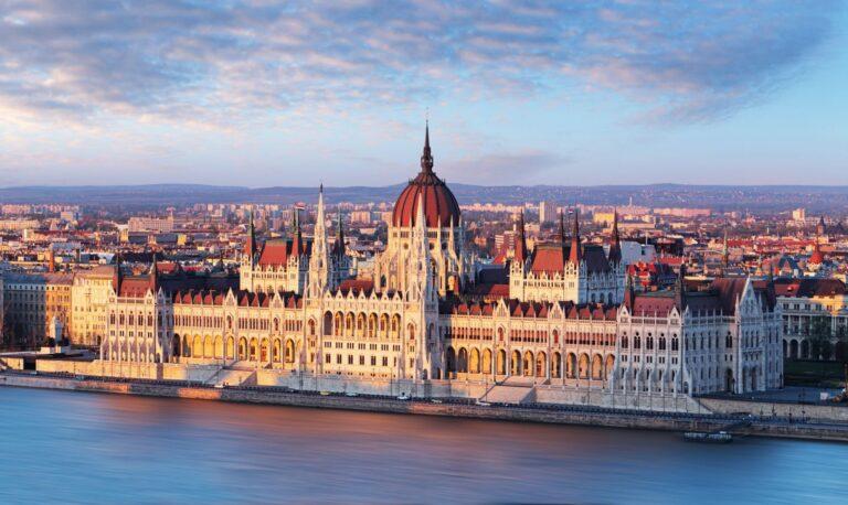 Βουδαπέστη Βιέννη Μπρατισλάβα