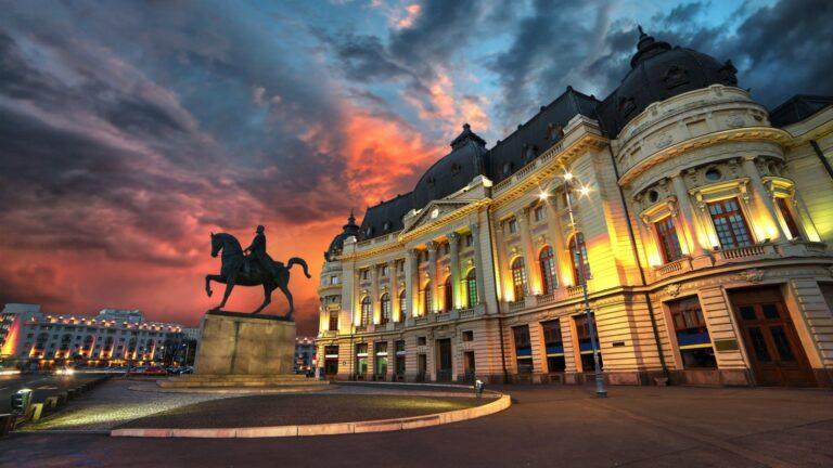 Βουκουρέστι – Μπρασόβ – Σινάια 4ημέρες/2νύχτες
